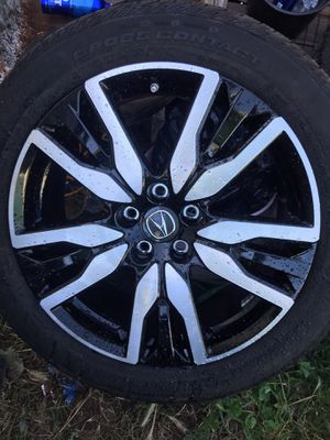 Rims For Honda & Acura Size 245/50R20 for Sale in Antioch, CA