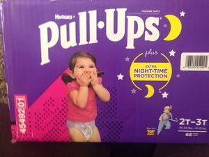Huggies pull ups size 2t/3t for Sale in Phoenix, AZ