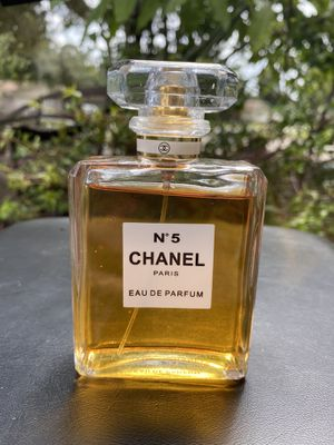 Chanel woman's perfume #5 for Sale in Palm Harbor, FL