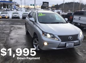 2013 LEXUS RX350 for Sale in Londonderry, NH