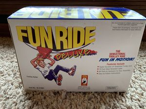 Fun Ride Deluxe for Sale in Buffalo, NY