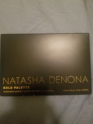 NATASHA DENONA GOLD PALETTE for Sale in Las Vegas, NV