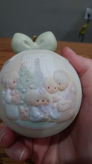 Precious moments ornament for Sale in Northfield, OH