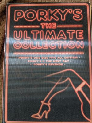 Porky's Ultimate DVD Collection for Sale in Lakewood, CA