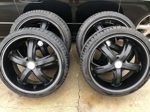 "20"" EMR wheels for Sale in Anaheim, CA"