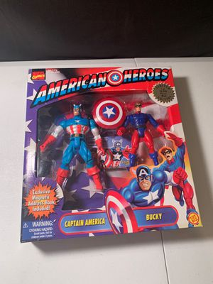 Toybiz American heroes for Sale in Vallejo, CA