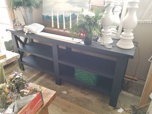 Black Console Table for Sale in Snohomish, WA