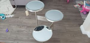 Modern Industrial Metal Table with mirrors for Sale in Anaheim, CA