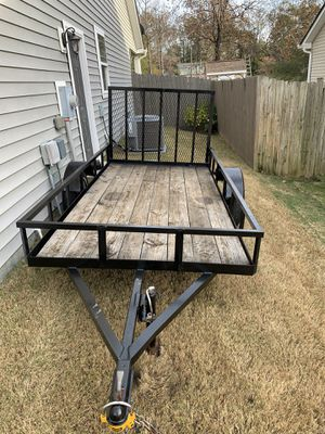 5x10 Utility Trailer for Sale in Simpsonville, SC