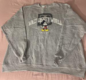 Mickey sweatshirt - 3XL for Sale in Hollywood, FL