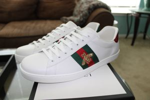Gucci Ace Embroidered Sneakers US Men's 10.5 for Sale in Fresno, TX