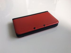 Nintendo 3DS XL Red Gameboy Video Game Console for Sale in Miami, FL