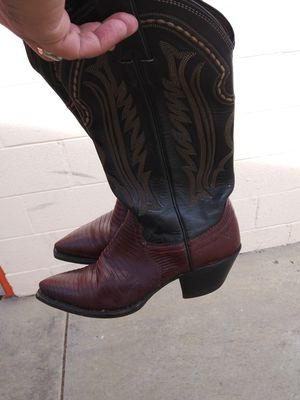 """ justin "" women's boots. Size. # 6. Good condition for Sale in Denver, CO"