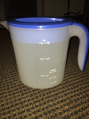 3 QT Plastic Drink Container for Sale in North Bethesda, MD