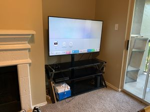 TV & Tv stand for Sale in Grand Prairie, TX