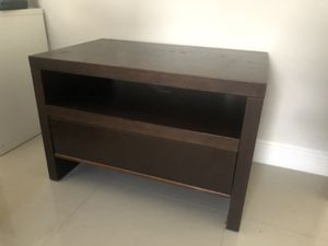 TV stand solid wood for Sale in Miami Beach, FL