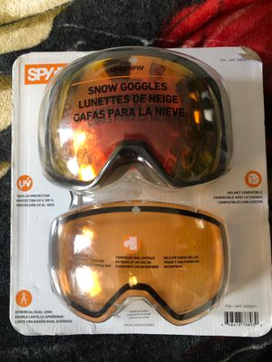 Ski Goggles for Sale in Tacoma, WA