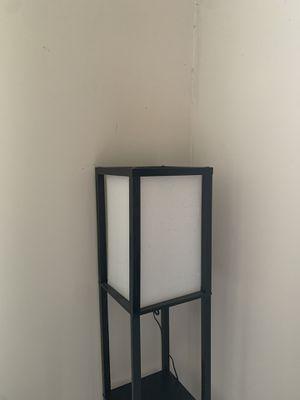 Modern Lamp/Shelf for Sale in Alexandria, VA