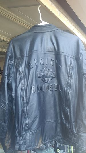 Harley Davidson leather jacket for Sale in Santa Maria, CA