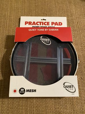 Sabian Quiet Tone Practice Pad - New for Sale in West Palm Beach, FL