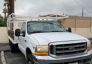 1999 Ford F450 Stake Bed Truck for Sale in Covina, CA