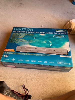 Oritron DVD and CD player for Sale in Sicklerville, NJ