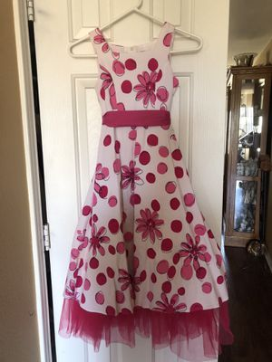 Girls size 8 spring dress for Sale in Kyle, TX