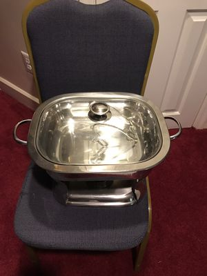 Chafing dish for Sale in Burke, VA