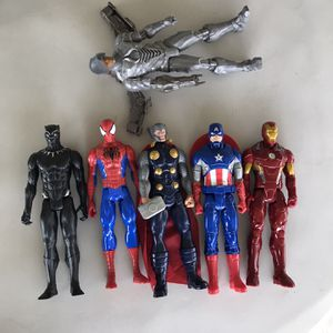 Marvel/DC Figures for Sale in Seal Beach, CA