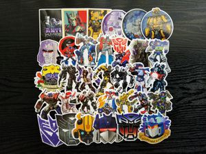 Optimus Prime Convoy Transformers Waterproof Stickers 50pc for Sale in Torrance, CA
