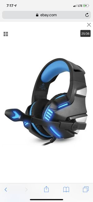 Gaming headphones for Sale in Queens, NY
