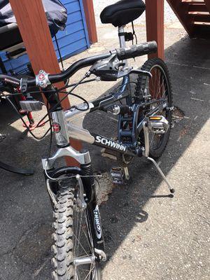 Bike Mountain brand schwinn shimano S-25 for Sale in Everett, MA