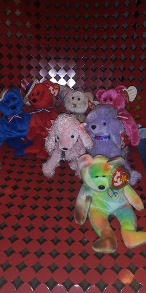 Original beanie babys for Sale in Columbus, OH
