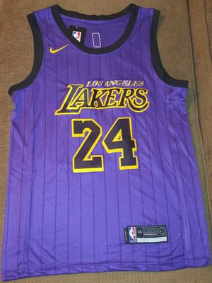 """Lakers City Edition Jersey """"Kobe Bryant"""" for Sale in Dallas, TX"""