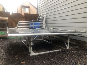 Snowmobile trailer/deck for Sale in Vancouver, WA