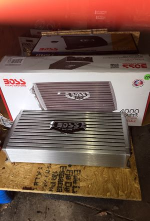 ARMOR CAR AUDIO AMP for Sale in Avon, OH