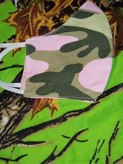 Camouflage Face Mask for Sale in Clarksburg,  WV