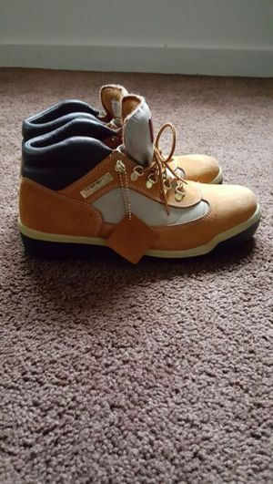 Timberland field boots size 9 1/2 for Sale in Washington, DC