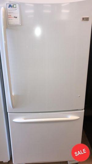 BLOWOUT SALE!GE Refrigerator Fridge CONTACT TODAY! Bottom Freezer #1474 for Sale in Glen Burnie, MD
