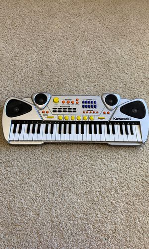 Kawasaki 49-key musical keyboard for Sale in Redmond, WA