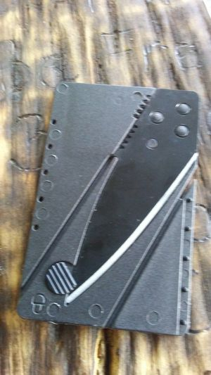 Hidden card knive for Sale in Richwood, WV