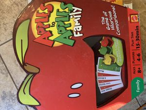 Apples to apples kids game for Sale in Indian Trail, NC
