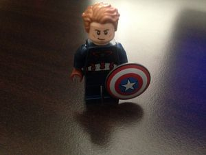 Lego Captain America for Sale in Fontana, CA