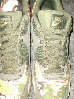 Nike Air Max 90 Digtal Camo for Sale in Peoria,  IL