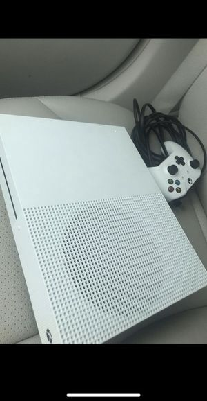 Xbox One S With Controller Steal Price !! Games with it for Sale in San Diego, CA