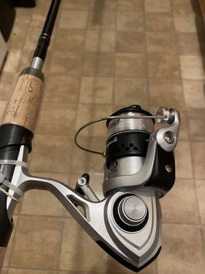 Shakespeare Fishing Reel and Rod Combo for Sale in Pomona, CA