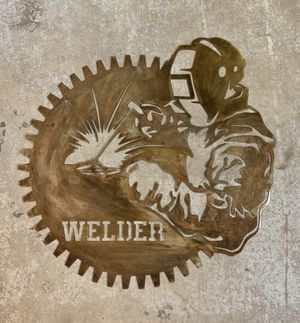 Welder sign for Sale in Bartlett, IL