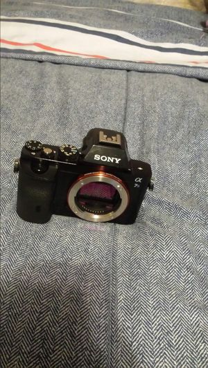 Sony a7s digital camera for Sale in Dallas, TX