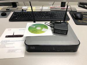 Cisco RV220W wireless Router for Sale in Plano, TX