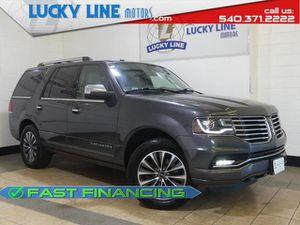 2017 Lincoln Navigator for Sale in Fredericksburg, VA